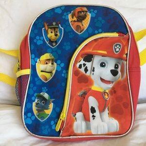 Nickelodeon Paw Patrol Toddler Backpack